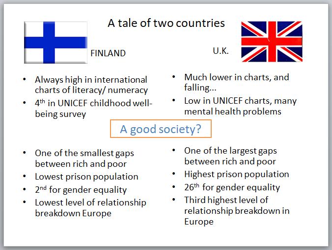 Finland v UK