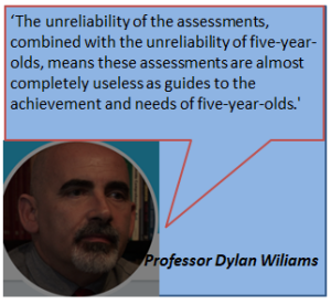 Dylan Wiliams quote